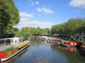 Out and About in Little Venice