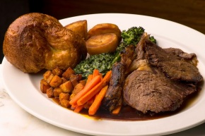 British Fare: An Old Favourite Sunday Roast