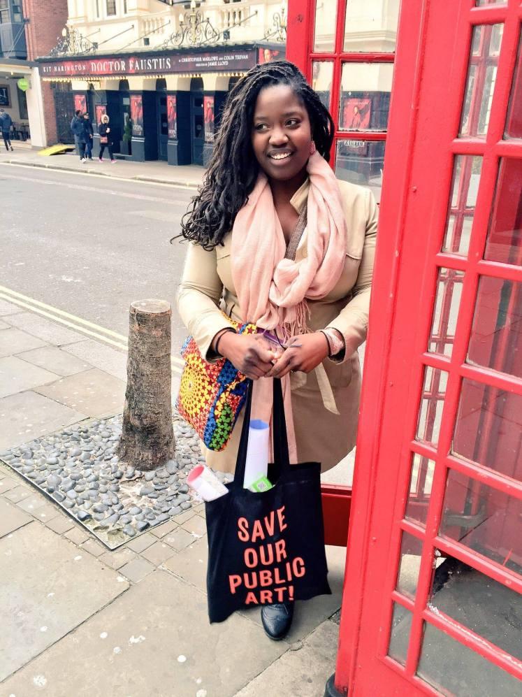 Melissa in London