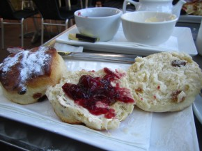British Fare: Cream Tea