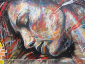 London East End Street Art: TakeTwo