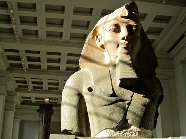 Ramesses II - British Museum