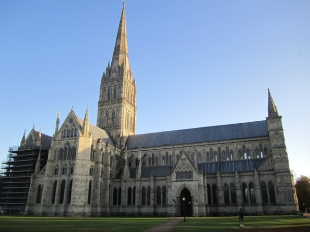 Salisbury Cathedral - full