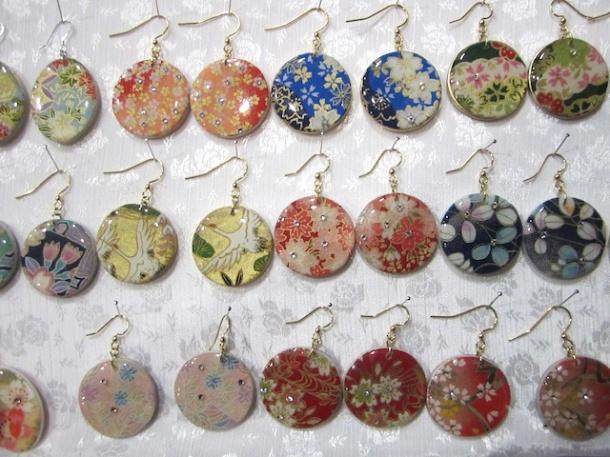 Earrings - Hyper Japan