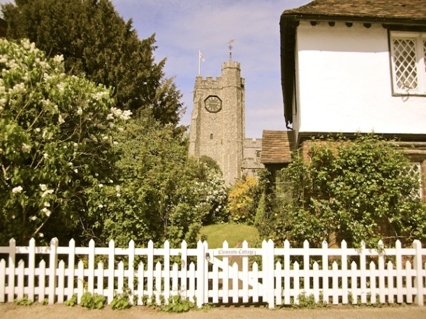 St Mary's Church - Chilham