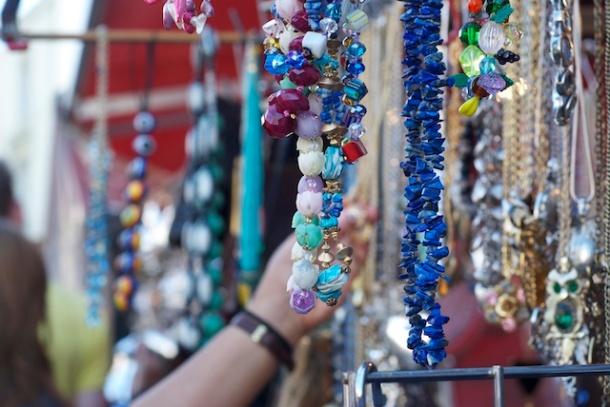 Necklaces Portobello Market