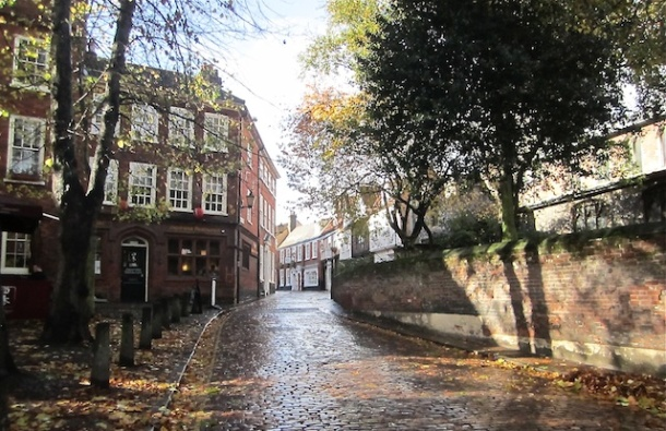Autumn in Norwich