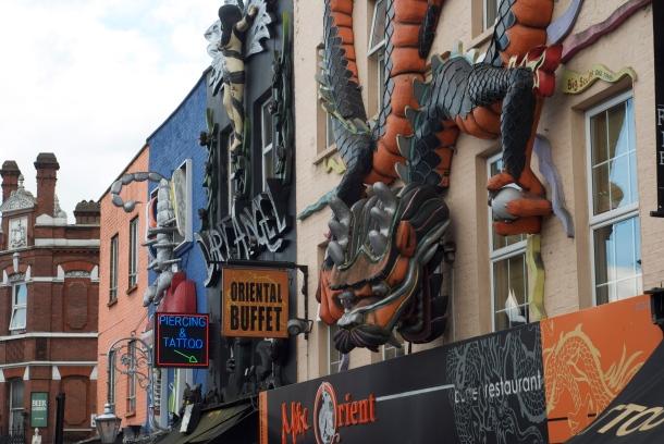 Camden High Street - Camden Town