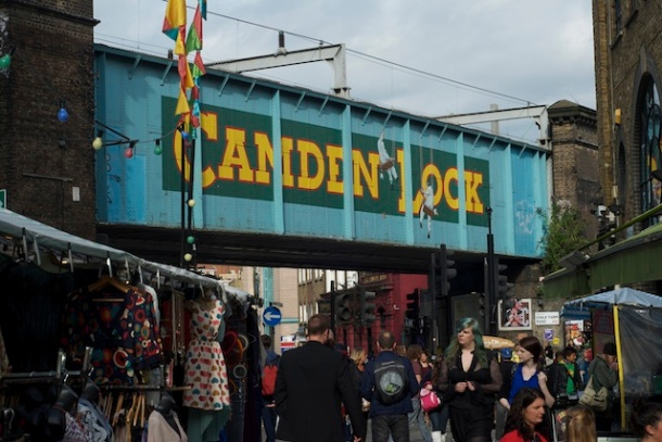 Camden Lock - Camden