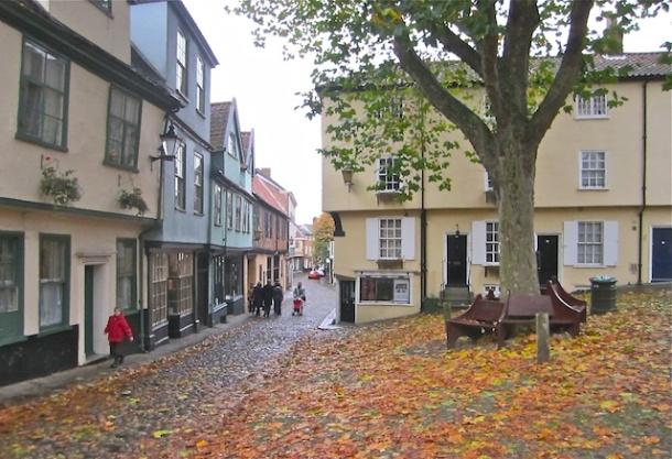 Elm Hill 2 - Norwich