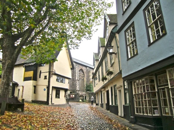 Elm Hill - Norwich