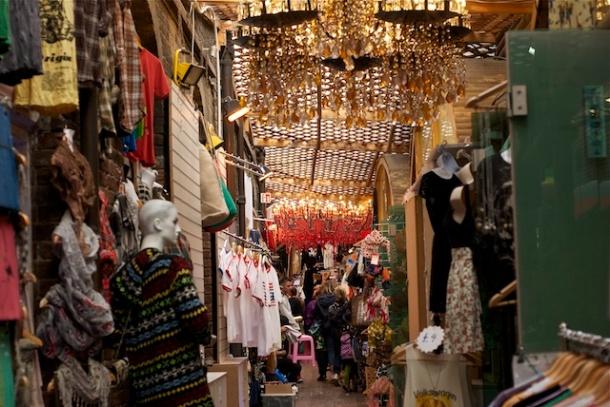 Fashion Row - Camden Market