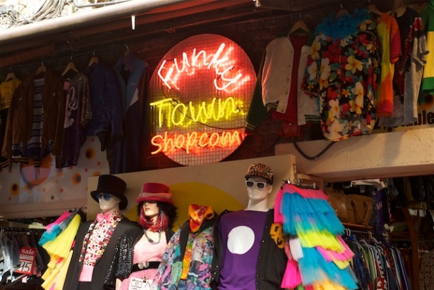 Funky Town - Camden Market