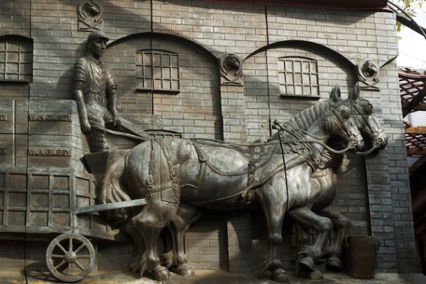 In the stables - Camden