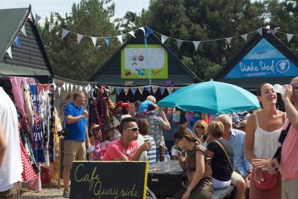 Kioks - Whitstable Oyster Festival