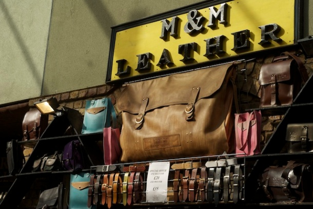 M&M Leather - Camden Stables