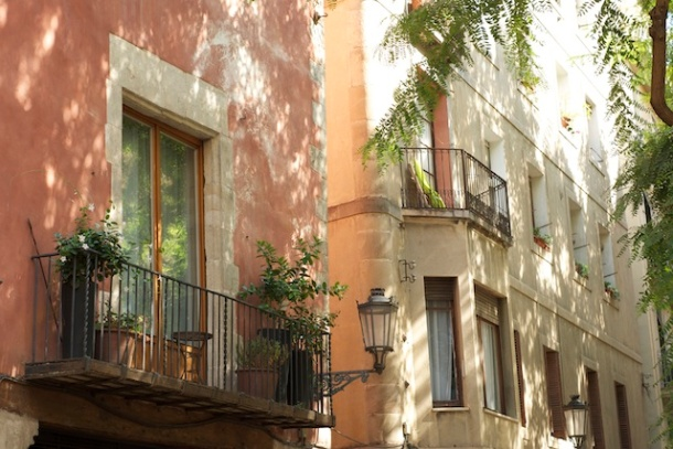 Balconies - El Born Barcelona