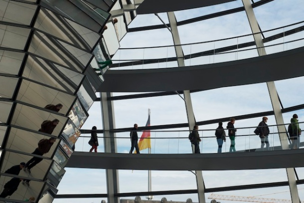 The Dome - Reichstag - Berlin