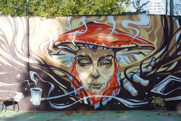 YAAM Art - Berlin
