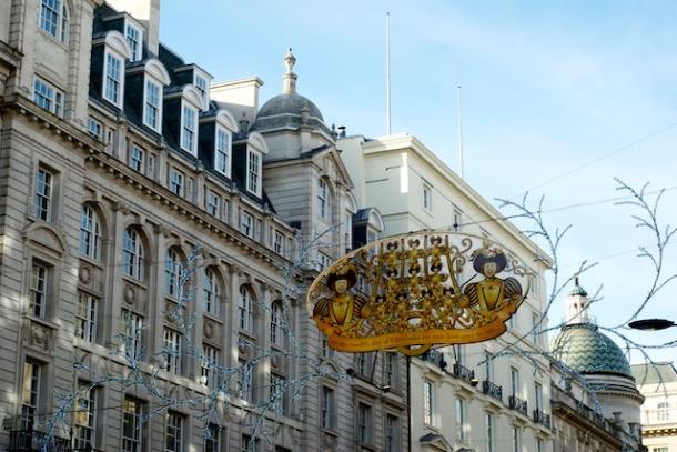 Regent Street Decorations