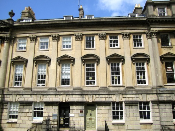 Georgian Architecture - Bath