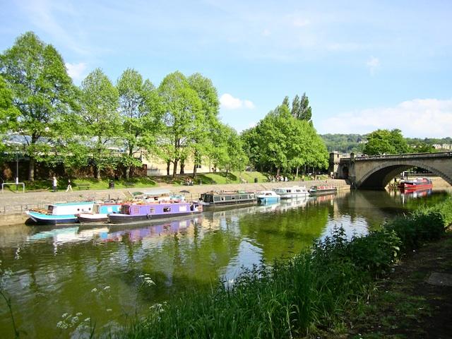 Parade Gardens 2 - Bath England