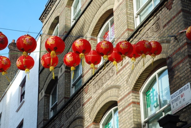 China Town - Chinese New Year London