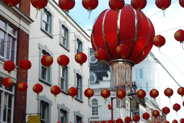 Chinese New Year Celebrations - London