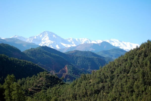 High Atlas Mountains - Morocco