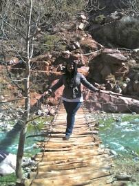 Indiana Jones Bridge - Morocco