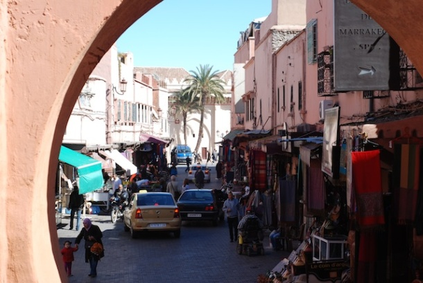 Marrakesh City Centre