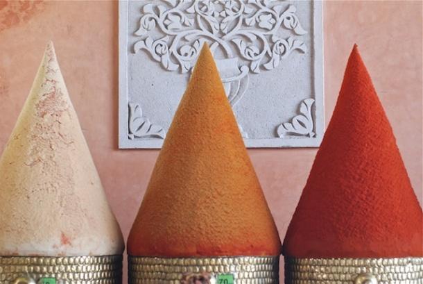 Spices - Jewish Market - Marrakesh