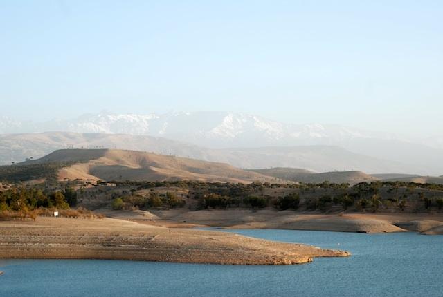 Takerkoust Lake - Morocco