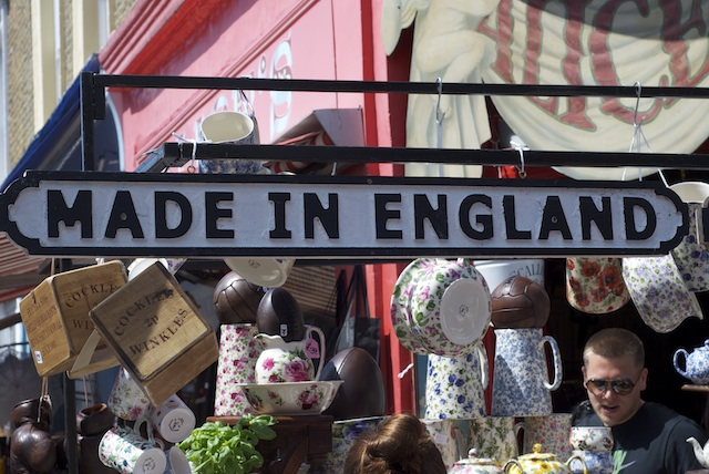 Made in England - Portobello Road