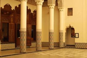 Marrakesh Museum Courtyard
