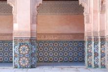 Mederssa Ben Youssef Courtyard