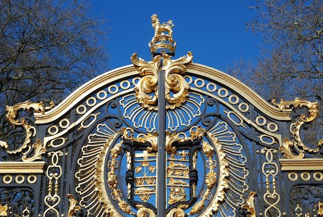 Canada Gate - Green Park