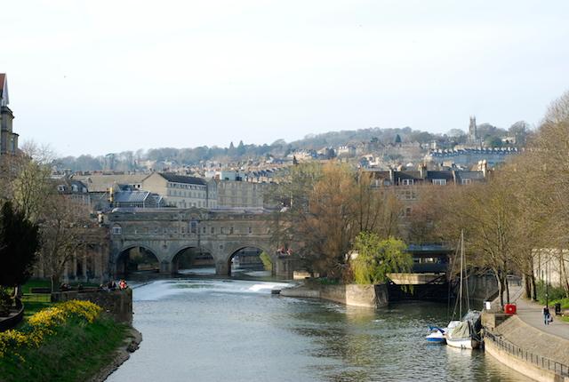 River Avon - Bath, England
