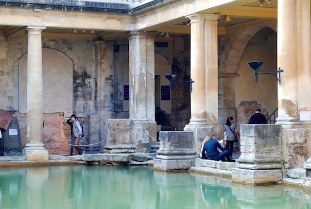 Roman Bath 2 - Bath, England