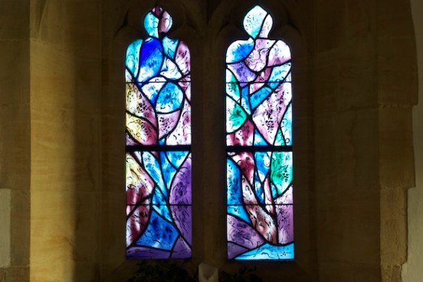 Stain Glass - Tudeley - Kent