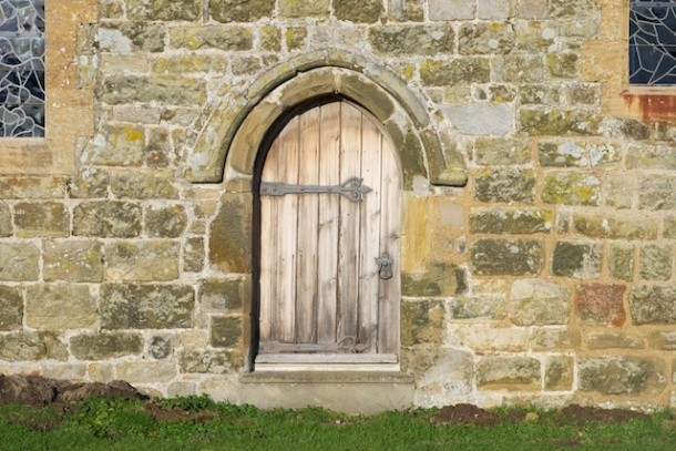 Tudeley Door - Kent