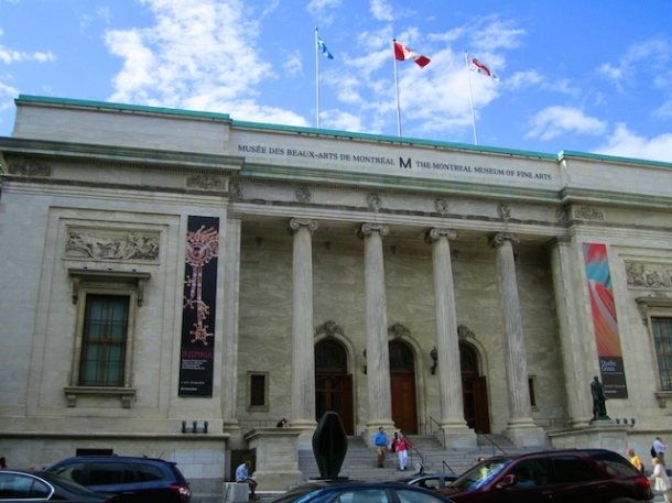 Montreal Museum of Fine Arts - Montreal, Canada