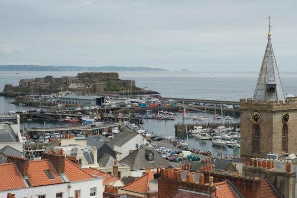 Castle Cornet - Guernsey