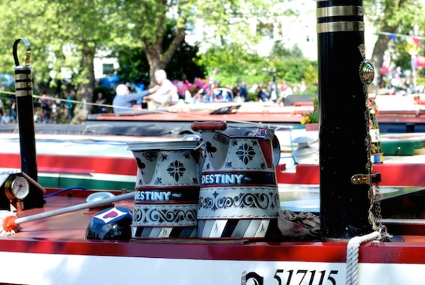 Little Venice - Canalway Cavalcade - Details