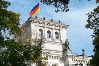 Reichstag Building - Berlin