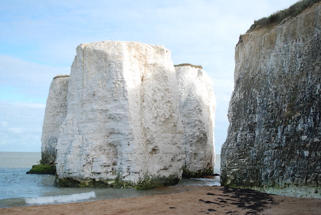 Botany Bay - Kent, England