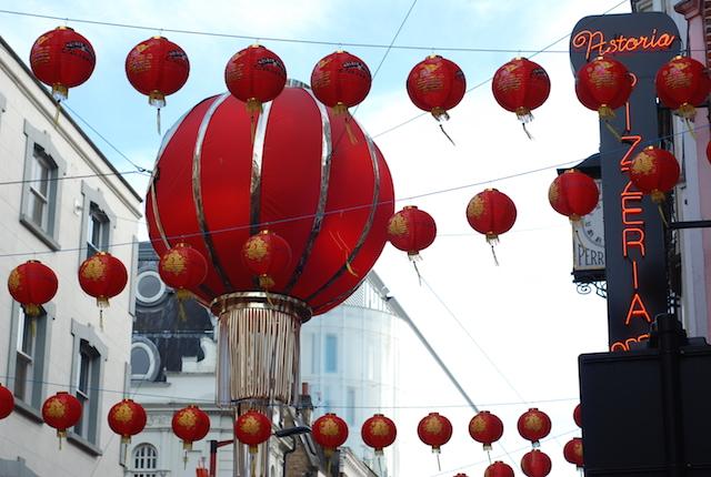 Chinatown - London, England