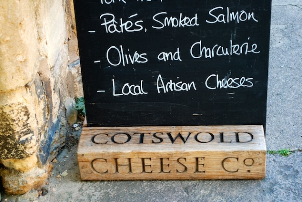 Cotswold Cheese Co - Chipping Norton, England