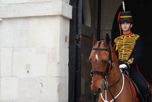Guard - Horses Guard Parade