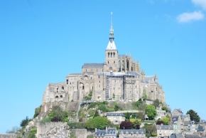 Taking a Pilgrimage to Mont Saint Michel